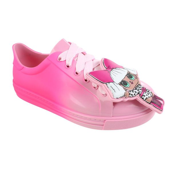 Tenis-Casual-Infantil-Grendene-LOL-Surprise--Colors-Rosa
