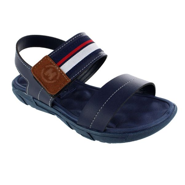 Sandalia-Infantil-Molekinho-Lisa-Navy-Brown