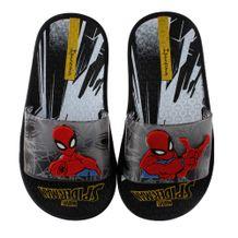 Chinelo-Slide-Infantil-Grendene-Homem-Aranha-Black