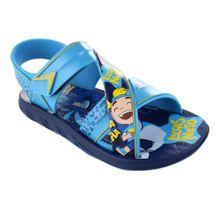 Sandalia-Infantil-Grendene-Luccas-Neto-Blue-Yellow
