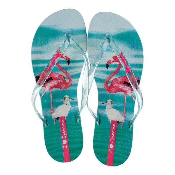 Chinelo-Ipanema-Wave-Natural-Verde-Feminino