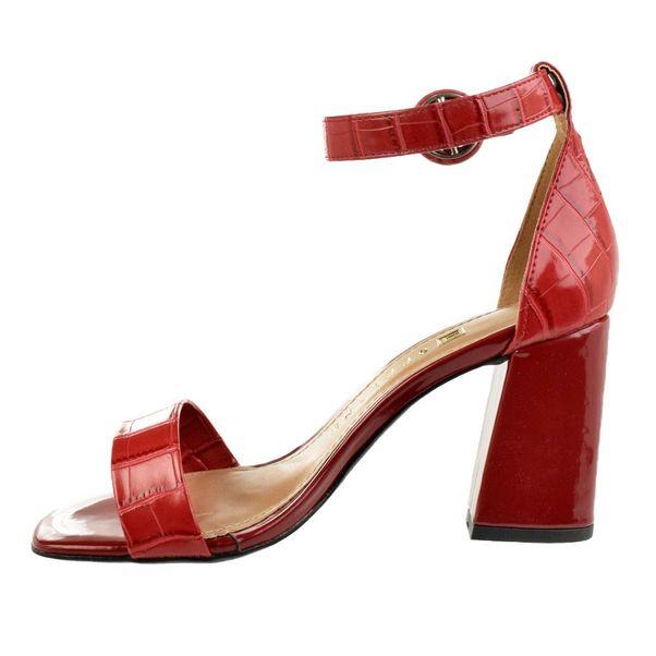 Sandalia-Salto-Alto-Off-Line-Croco-Vermelho