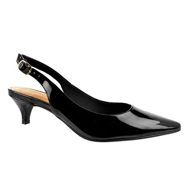 Scarpin-Chanel-Off-Line-Varnish-Preto-Feminino
