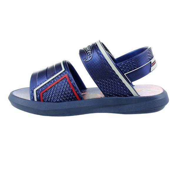 Sandalia-Infantil-Grendene-Hot-Wheels-Azul-Cinza