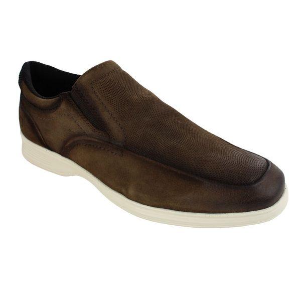 Sapato-Casual-Pipper-Elastic-Marrom