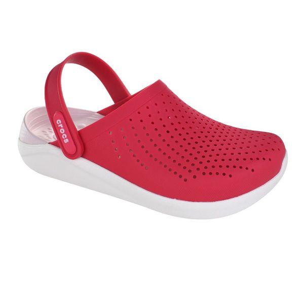Babuche-Crocs-LiteRide-Pink-Feminino