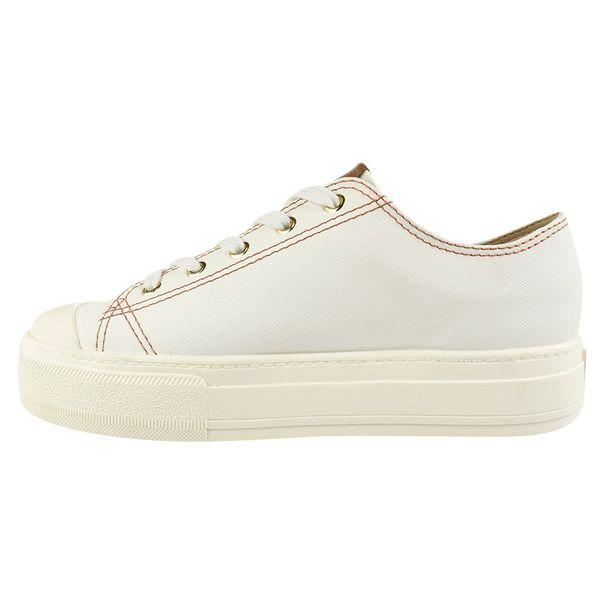 Tenis-Casual-Flatform-Bebece-Bandana-White