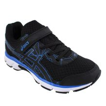 Tenis-Infantil-Asics-GEL-Lightplay-4A-PS-Black-Blue