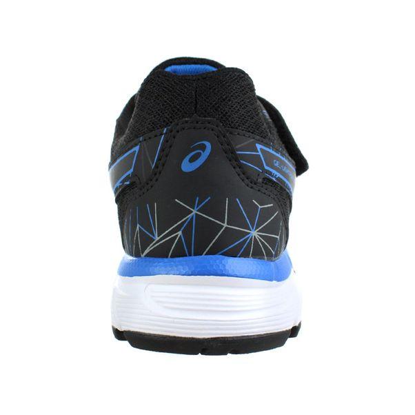 Tenis-Infantil-Asics-GEL-Lightplay-4A-PS-Black-Blue