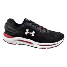 Tenis-Under-Armour-Charge-Spread-Black-Red