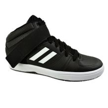 Tenis-Casual-Cano-Alto-Menino-Done-Head-Black-White