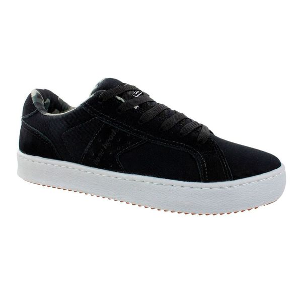Tenis-Casual-Done-Head-Fabric-Preto-Masculino