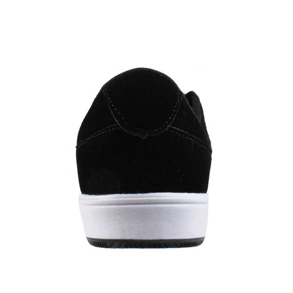 Tenis-Casual-Menino-Done-Head-Suede-Black-White