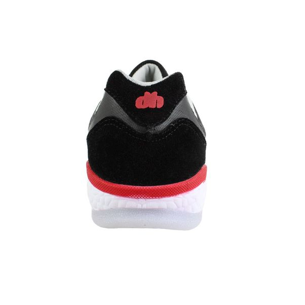 Tenis-Done-Head-Heavy-Style-Black-Red
