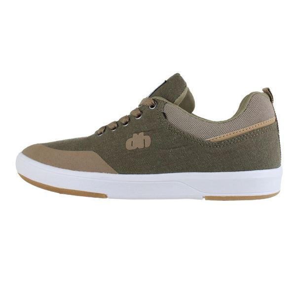 Tenis-Casual-Done-Head-Fabric-Green