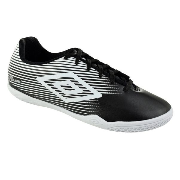 Tenis-de-Futsal-Umbro-F5-Light-Preto