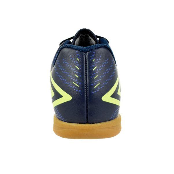 Tenis-Futsal-Menino-Umbro-Speed-IV-Marinho