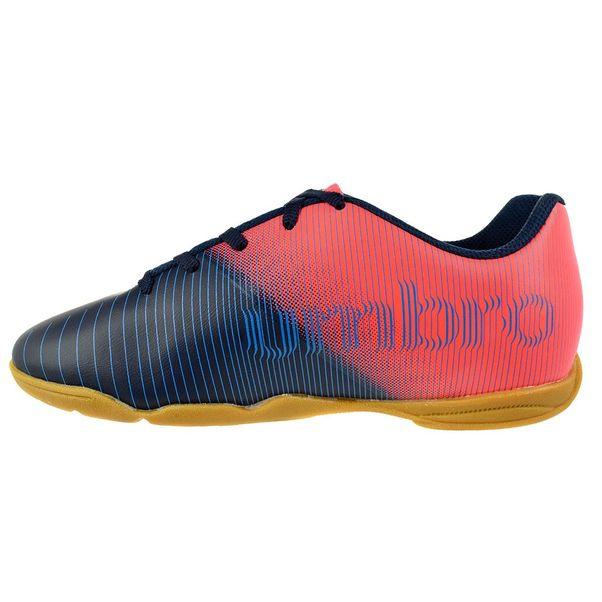 Tenis-Futsal-Menino-Umbro-Vibe-Navy-Orange