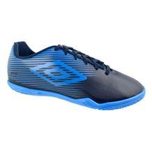 Tenis-Futsal-Umbro-FR-Light-Marinho-Azul