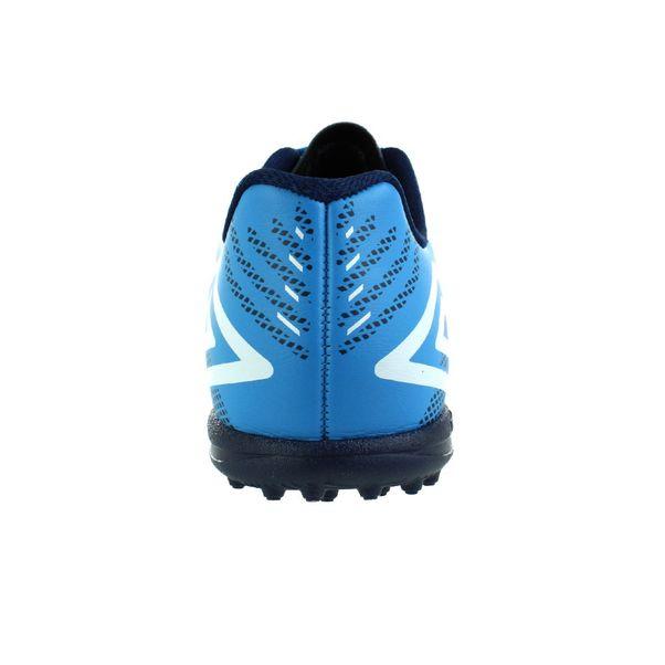 Chuteira-Society-Infantil-Umbro-Speed-IV-Azul-Branco