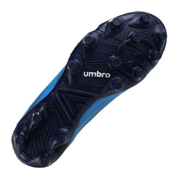 Chuteira-Campo-Infantil-Umbro-Speed-IV-Azul-Branco
