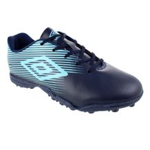 Chuteira-Society-Infantil-Umbro-F5-Light-JR-Navy-Blue