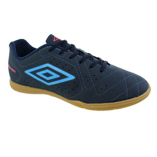 Tenis-Futsal-Umbro-Striker-6-Marinho-Azul