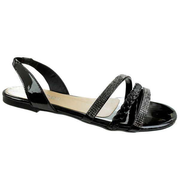 Rasteira-M-Shuz-Croco-Black-Silver-Feminino
