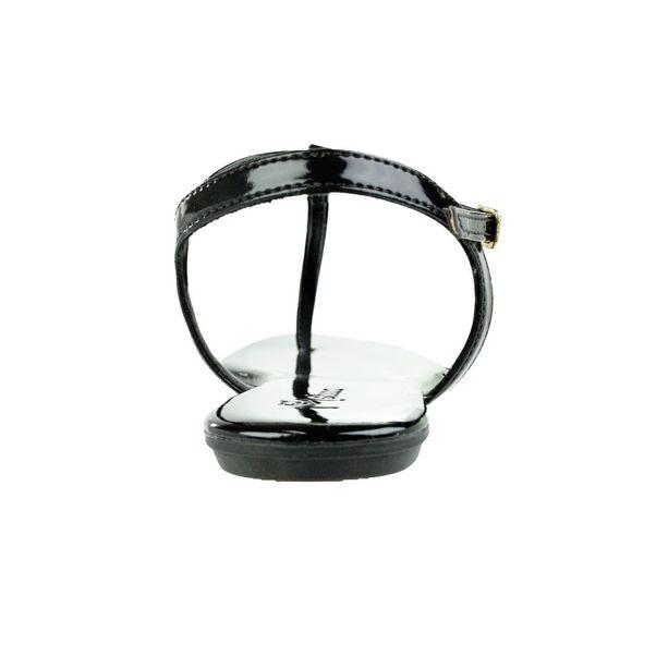 Sandalia-Rasteira-M-Shuz-Jewelry-Preto