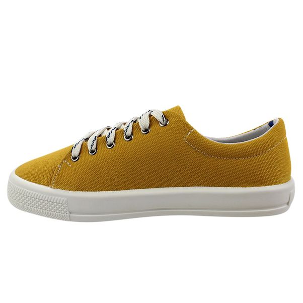 Tenis-Casual-M-Shuz-Fabric-Amarelo-Feminino