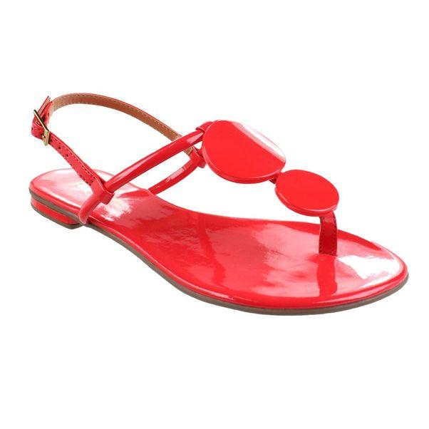 Sandalia-Rasteira-M-Shuz-Circle-Vermelho