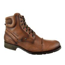 Coturno-Ferricelli-Leather-Marrom-Masculino