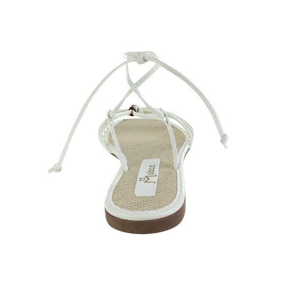 Sandalia-Rasteira-M-Shuz-Elegance-Branco