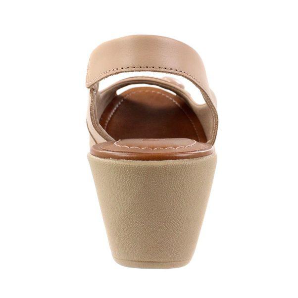 Sandalia-Anabela-Usaflex-Button-Bege