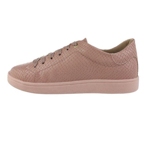 Tenis-Casual-M-Shuz-Snakeskin-Light-Pink-Feminino