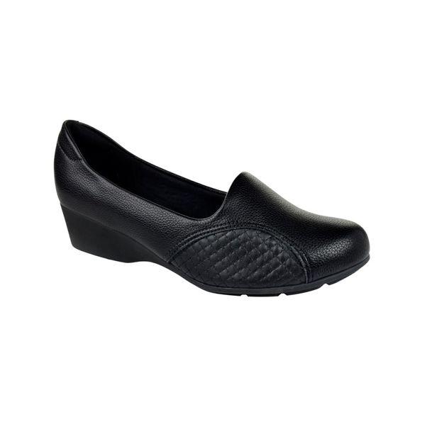 Sapato-Feminino-Matelasse-Modare-Preto