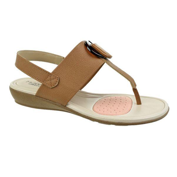 Sandalia-Modare-Piece-Brown-Feminino
