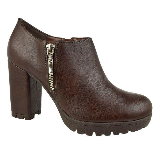 Ankle-Boot-Via-Marte-Elegance-Marrom-Feminino