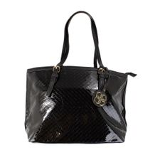 Bolsa-de-Ombro-Chenson-Varnish-Shapes-Preto