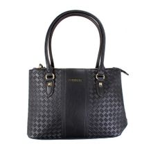 Bolsa-de-Ombro-Chenson-Rectangle-Preto