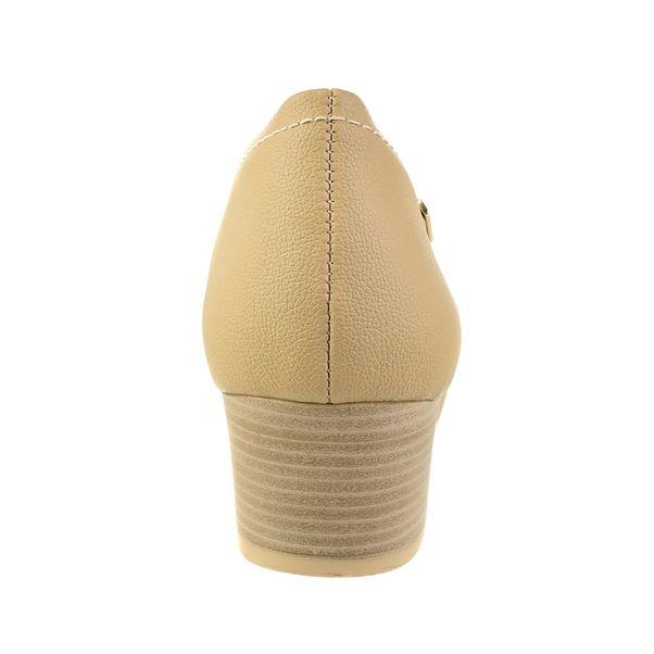 Sapato-Comfortflex-Conforto-Bege-Feminino