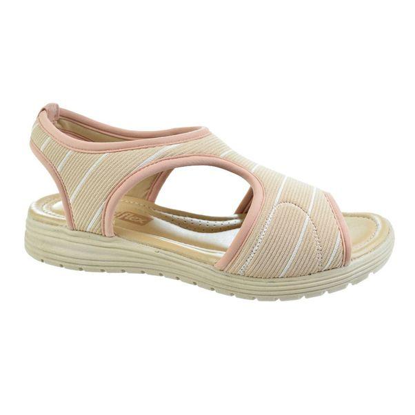 Sandalia-Comfotflex-Comfort-Bege-Feminino
