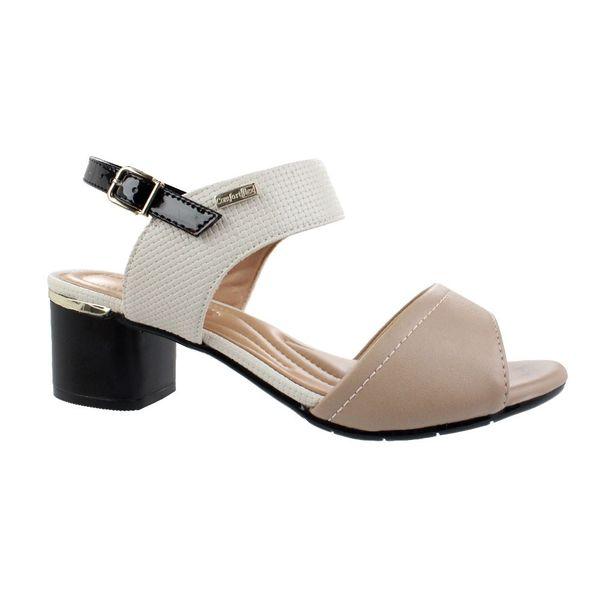 Sandalia-Salto-Baixo-Comfortflex-Branco-Bege