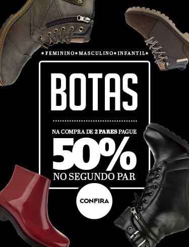 Botas 50%OFF
