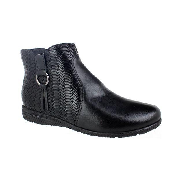 Bota-Cano-Baixo-Bottero-Argos-XX-Black