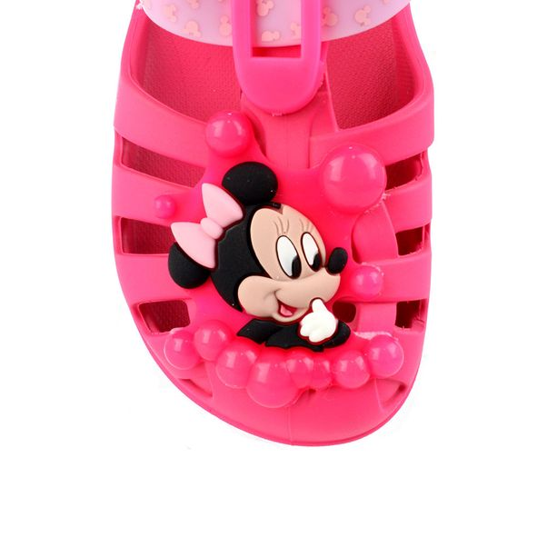 Sandalia-Infantil-Disney-Summer-Rosa