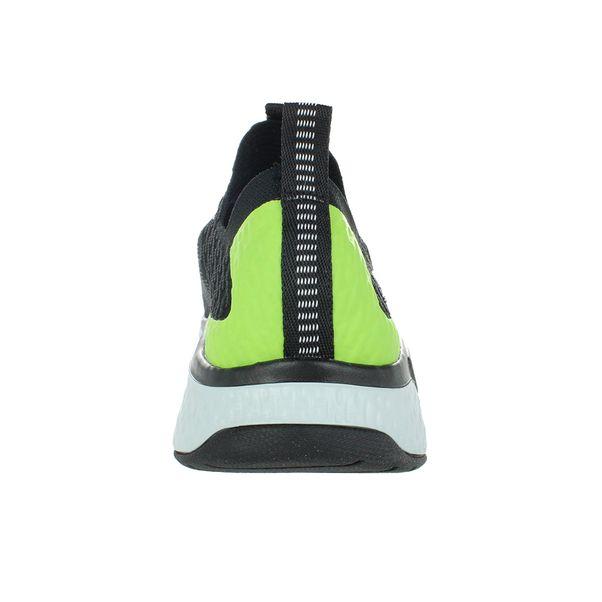 Tenis-Skechers-Valedge-Preto-Verde-Masculino