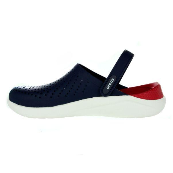 Babuche-Crocs-Comfort-Marinho-Vermelho-Feminino