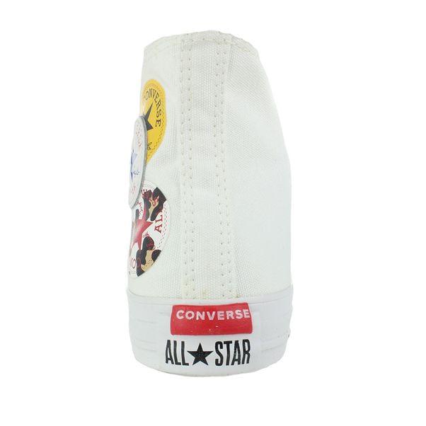 Tenis-Casual-Cano-Alto-Converse-All-Star-Selos-Branco-Feminino