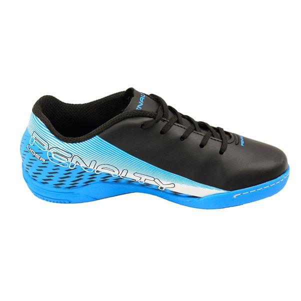 Tenis-Futsal-Infantil-Penalty-Lider-Preto-e-Azul